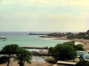 Playa en Praia